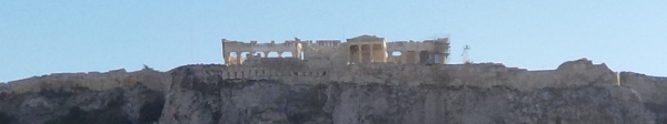 The Acropolis from