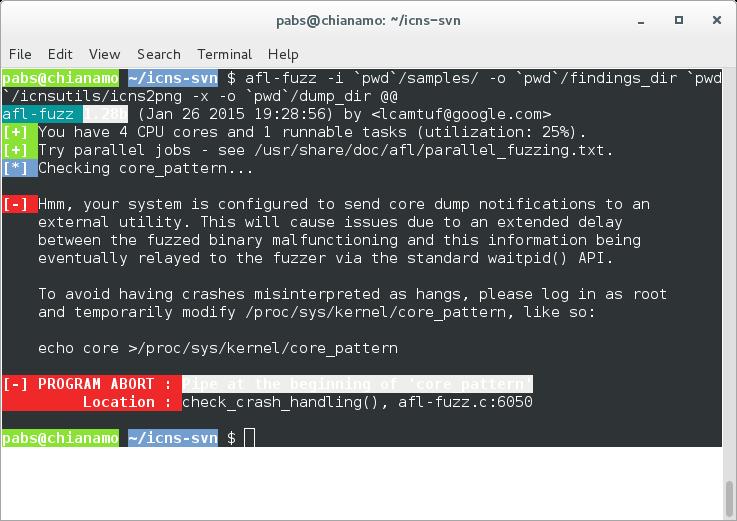 776624 - afl-fuzz: colour scheme is unreadable on GNOME